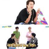 《周偶》SJ D&E 预告公开!银赫表示身高比东海高3公分,光熙:我们四人之间有必要比身高吗?