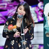 以《鬼怪》主题曲拿下首尔电视大赏的Ailee 最想为哪位男神唱OST呢?