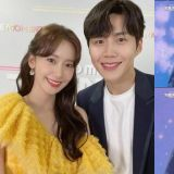 這畫面太美!潤娥、金宣虎在《MBC歌謠大祭典》合唱,網友:「兩人好配,立刻讓他倆拍愛情劇」