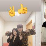 Red Velvet Seulgi&姜河那意外人脈的同框!粉絲:這是강氏兄妹啊~