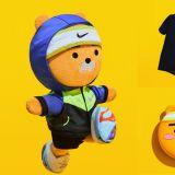 跟著Ryan一起做运动!Kakao Friends与Nike跑鞋系列「Joyride」联名,推出一系列可爱的商品!