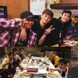 這些年EXO聚過的餐!吃的是飯品、是兄弟情? 粉絲看完直呼「好想哭」