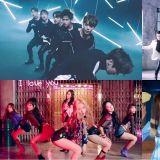 选秀节目《The Unit》获得拍摄MV的四首歌曲!点阅率最高的就是这一首~