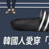 【為何韓國人愛穿三間拖鞋?】是因為舒適嗎?還是那濃濃的愛國意識呢~?