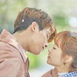 《大力女》和朴炯植拍摄不少吻戏的朴宝英 会对他产生感情吗?