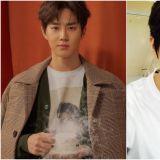 EXO SUHO音樂劇《笑面人》宣傳照曝光 被毀容了?