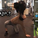 让金钟国崇拜的健身型 youtuber「金鸡蛋」光头大叔,大绝招是用单手把人给举起来锻炼身体!