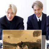 特级应援!EXO伯贤和KAI一起拍新歌Reaction,忍不住赞叹「CG是SM中最厉害的」!