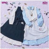 SPAO X 愛麗絲夢遊仙境,洋裝、短版上衣超可愛
