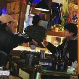 被網友捕獲一起吃飯的Jin、恩光!粉絲們注意的是...Jin頂著自己剪的瀏海出門!