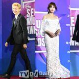 Seoul Music Awards紅毯照:IU、BTS、EXO誰會拿大賞呢?