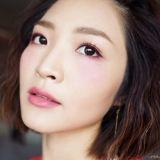 「變身成甜美情人吧~」情人節甜美韓式玫瑰妝♥