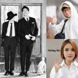 姜其永昨日举行婚礼!刘在锡、赵宇镇担任主持人 Gummy、方珉雅献唱祝歌