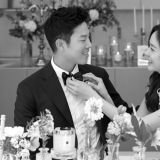 演员成宥利发布与高尔夫选手安成贤秘密结婚消息 成为人妻啦!