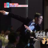 KangNam的婚禮驚喜! 自創「溜冰舞」令李相花感動淚崩