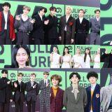 【多圖】《2019MMA》紅毯現場之歌手篇:BTS防彈少年團、MAMAMOO、姜丹尼爾、請夏等亮相