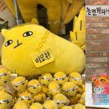 韩网友分享买了周边之后的事:贴纸不贴、水壶不装水、钥匙圈没有钥匙等,大家也是这样吗 XD