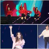 Red Velvet、BTOB、太妍接力热唱   Bii毕书尽热力开场不逊色