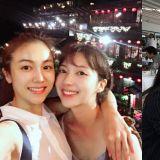金玉彬&蔡舒辰:这对演员姐妹的遗传基因真让人羡慕~