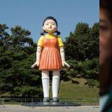打卡熱門地點:《魷魚遊戲》大頭娃娃「英熙」將在首爾奧林匹克公園展出3個月!經典形象來自韓國人的童年記憶