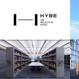 【有片】SM前視覺創意總監閔熙珍打造的HYBE公司大樓設計圖&全新企業識別