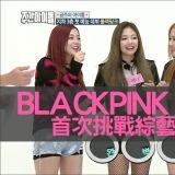BLACKPINK首次挑戰綜藝 笑料百出