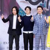 《大扑》发布会:吕珍九再演王子展不同霸气