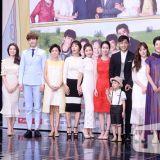 林智妍&孙浩俊&韩周完出席《吹吧,微风啊》发布会