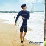 孔劉杜拜海灘寫真 長腿寬肩實在很過分呐!
