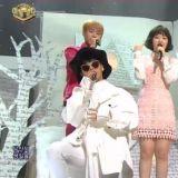 《人气歌谣》MC珍荣Jisoo道英&乐童音乐家庆贺900回 献上特别合作舞台