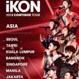iKON海外巡演来了! 8月开跑,香港、台北都有得看!