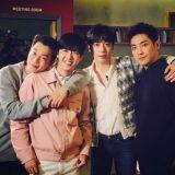《无限挑战》郑容和、尹斗俊、李准与光熙组成Wedding Singers