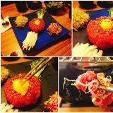 生食怕怕? 韩国生牛肉料理不要太美味!