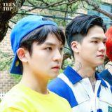 元祖刀裙舞男團 TEEN TOP 將登上《音樂銀行》帶來特別舞台,慶祝出道10週年!