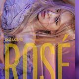 以〈R〉为名 BLACKPINK Rosé 首张个单预告连发!