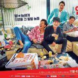 《Entourage Korea》个人&团体海报释出 主演个性喜好一次探究