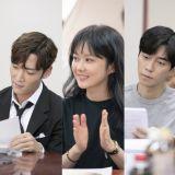 SBS新水木剧《皇后的品格》剧本练习照公开!主演崔振赫、张娜拉等均出席