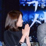 黃正民、千玗嬉出席電影《哭聲》媒體首映
