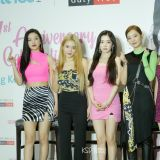 Red Velvet來港表演新歌:掀起新羅免稅店一週年慶典高潮!