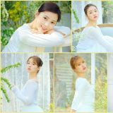 「概念精灵」Oh My Girl 化身芭蕾舞伶 首张正规专辑概念照浪漫清新