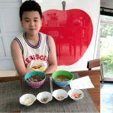 尹厚近況公開,為了控制體重換成了低鹽食物!網友們也表示:「真的瘦了很多!」