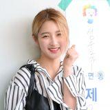 4Minute 南智贤参加国会议员大选投票 清新甜姐漾亮相