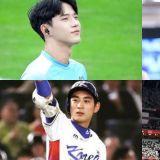暫時忘掉娛樂圈歐巴吧!東奧會韓國代表團裡也藏著大帥哥,全是出道級別的顏值~♥