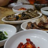首尔阿岘站,推荐大家去吃好吃酱蟹超鲜甜