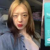 Sulli生前善行專案獲得執行! 為低收入女學生捐贈價值5億韓元衛生巾