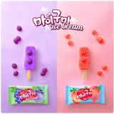韩国必买的超好吃软糖,推出软糖限定冰棒抢攻夏日市场