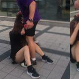 19岁日本女游客拒搭讪遭韩国男子街头暴打!涉案男坚称「录像是假的」