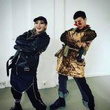 GD、CL聯手出擊SBS歌謠大戰 夢幻HIPHOP合作舞台