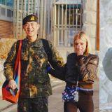 「服兵役是爱情的难关之一」Beenzino的模特女友Stefanie为爱坚守了21个月!