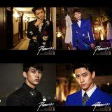 2PM公開JUN.K&澤演個人宣傳照 奢華男人風